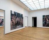 Schwere Kunst an der Wand im Bonnefantenmuseum