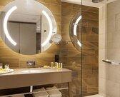 Toggler & Spinoza Hotel: moderne Duschtüren aus Glas